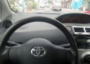 Toyora yaris gasolina