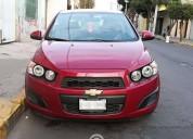 Chevrolet sonic gasolina
