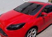 Focus st 2 0 turbo gasolina