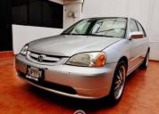 Honda civic 1 7 lx gasolina