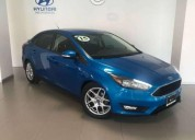 Ford focus 2015 gasolina