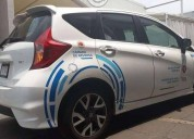 Nissan note sr automatico 2018 gasolina