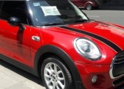 Ganelo mini cooper pepper navi std 2015 gasolina