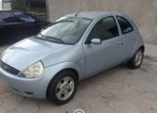 Ford ka factura original gasolina