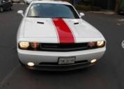 Challenger rallye red line como nuevo gasolina
