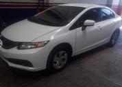 Honda civic lx automatico gasolina
