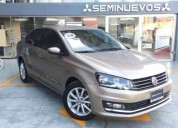 Vento 2018 highline 1 6 l demo gasolina, contactarse.