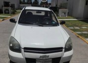 Chevy 011 cambio gasolina