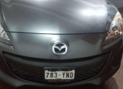 Mazda 3 ta 4 ptas gasolina, buenas condiciones.