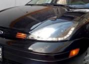 Focus super lujo equipado bien cuidado gasolina