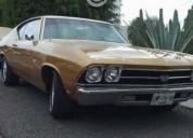 Chevelle 1969 maravilloso gasolina