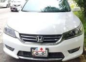 Honda accord 2 4 lx sedan at piel gasolina
