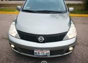 Nissan tiida seminuevo gasolina