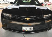 Camaro v6 un dueno factura de agencia gasolina