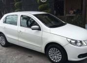 Volkswagen gol blanco gasolina
