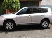 Toyota rav 4 3ra fila asientos gasolina