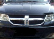 Dodge journey gasolina