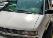 Camioneta astro van vendo o cambio gasolina