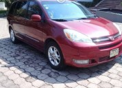Sienna xle limited full equipo posible cambio gasolina