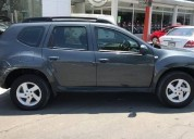 Renault duster 2016 gasolina