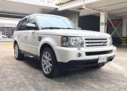 Range rover sport hse gasolina