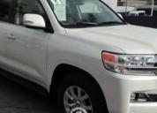 Toyota land cruiser 4x4 solo 12 000 kms gasolina