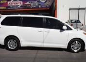 Toyota sienna x l e tela 2014 gasolina