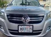 Volkswagen tiguan 2009 tsi gasolina
