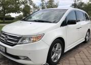 Honda odyssey touring gasolina