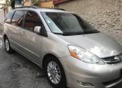 Toyota sienna limited gasolina