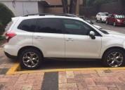 Subaru forester gasolina