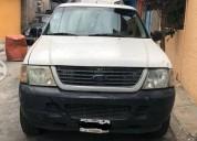 Ford explorer 4x4 gasolina