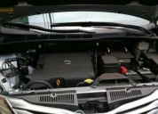 Toyota sienna limited nueva gasolina