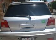 Mitsubishi outlander gasolina