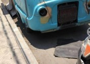 Camioneta estafeta para restauracion gasolina