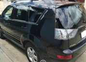 Mitsubishi oulander con g5 km gasolina