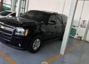 Chevrolet suburban blindada nivel 5 gasolina
