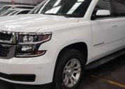 Chevrolet suburban lt gasolina