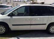 Voyager cambio auto cuatro cilindros gasolina