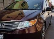 Honda odyssey nueva linea gasolina