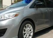 Mazda 5 sport 6 pasajeros factura original gasolina