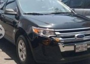Ford edge se color negro 2014 gasolina