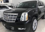 Cadillac escalade 2013 gasolina