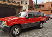 Grand cherokee 4x4 impecable gasolina