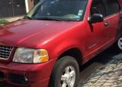 camioneta explorer americana gasolina
