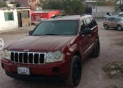 Jeep grand cherokee gasolina