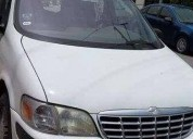 Chevrolet venture gasolina