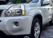 Nissan xtrail 2008 slx quemacocos tela gasolina