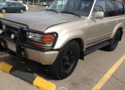 Se vende toyota land cruiser gasolina