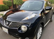 Juke turbo quemacocos unico dueno factura original gasolina